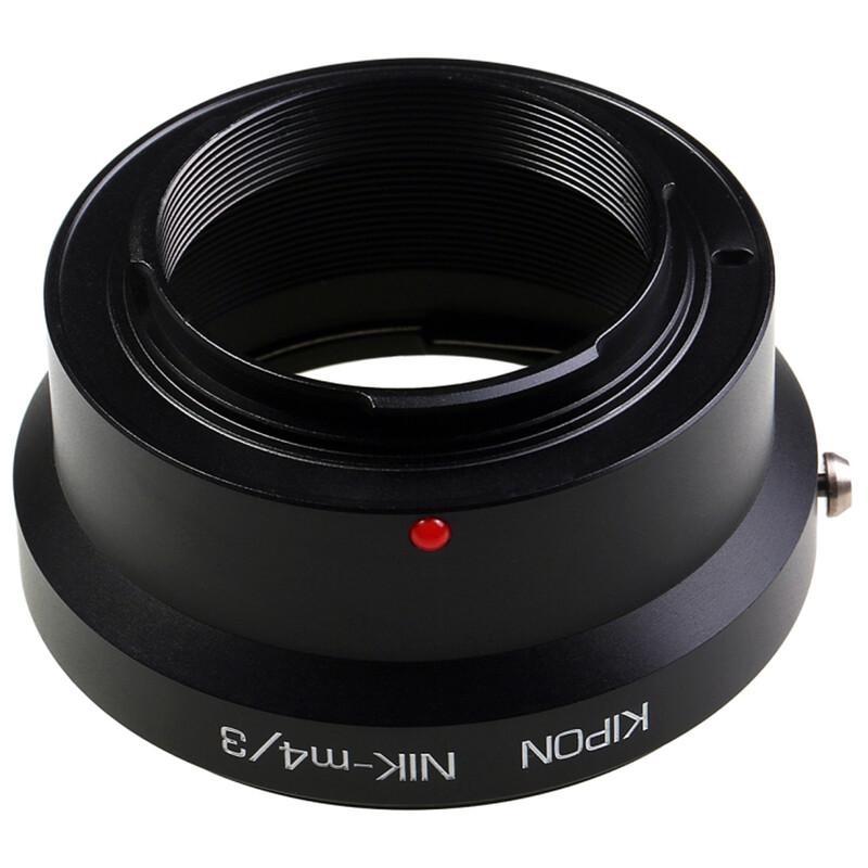 Kipon Adapter für Nikon F auf MFT