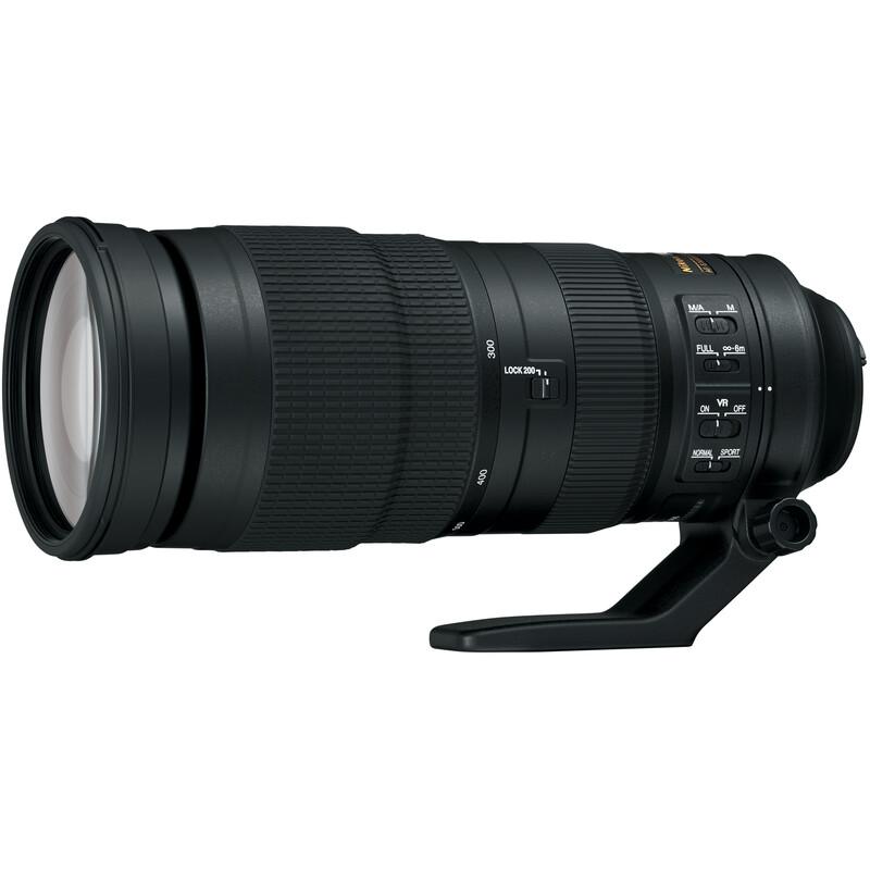 Nikkor AF-S 200-500/5,6E ED VR