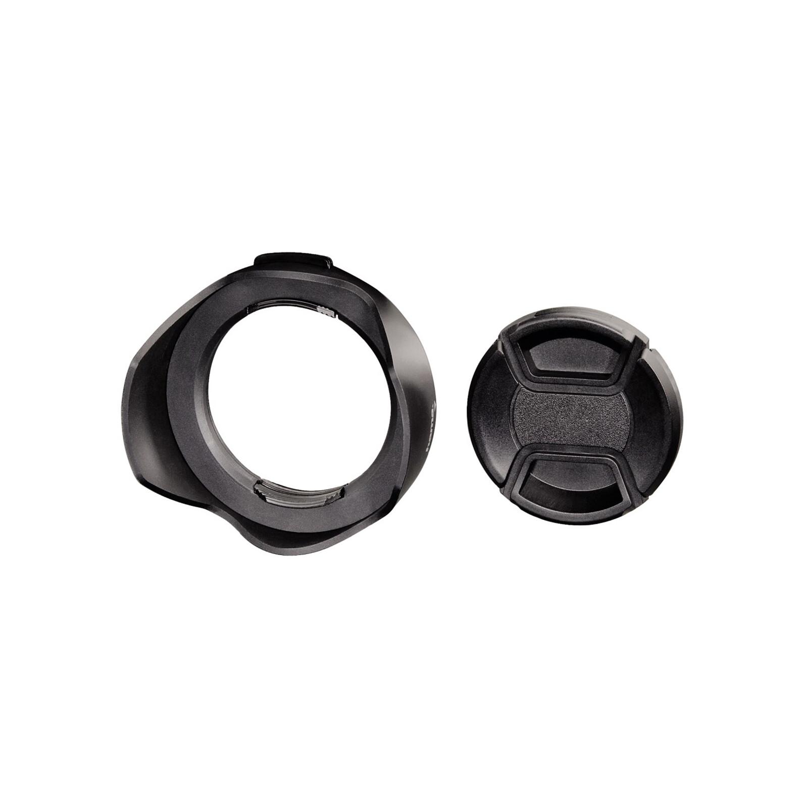 Hama 93652 Gegenlichtblende 52mm mit Objektivdeckel