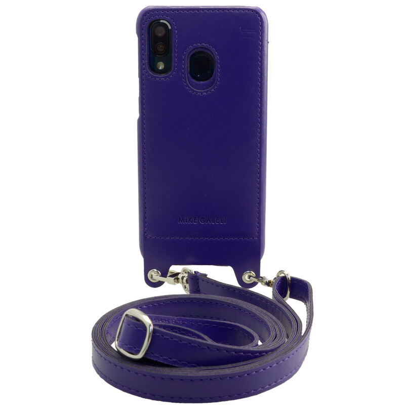 Galeli Backcover LENNY lite GO Sam Galaxy A40 Band grape