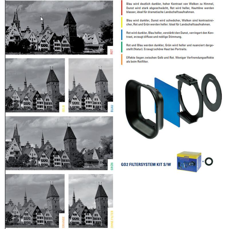 Dörr Go2 Filtersystem Kit s/w