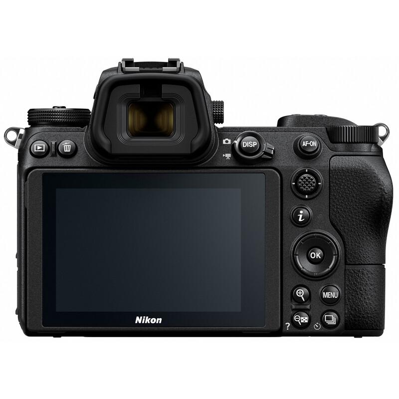 Nikon Z7 + FTZ Bajonett Adapter