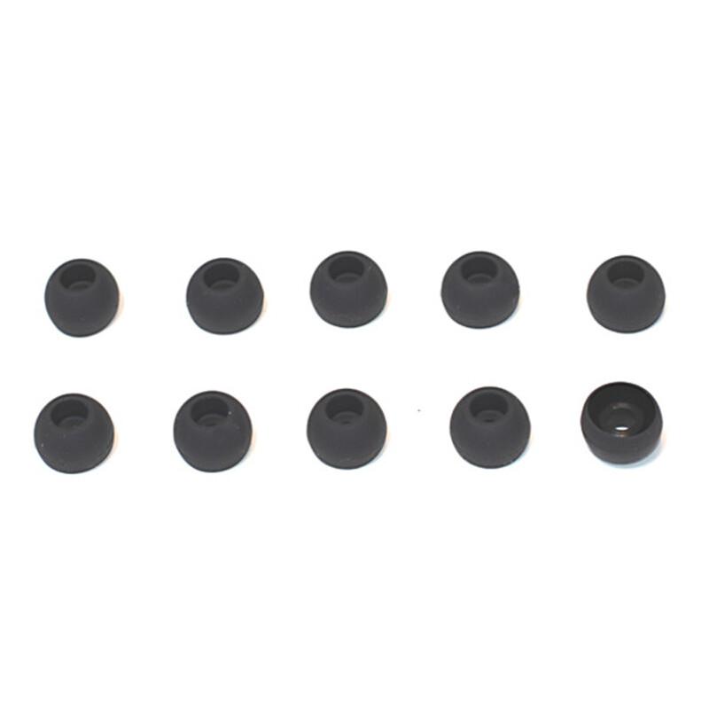 Sennheiser M Ohradapter schwarz 5paar