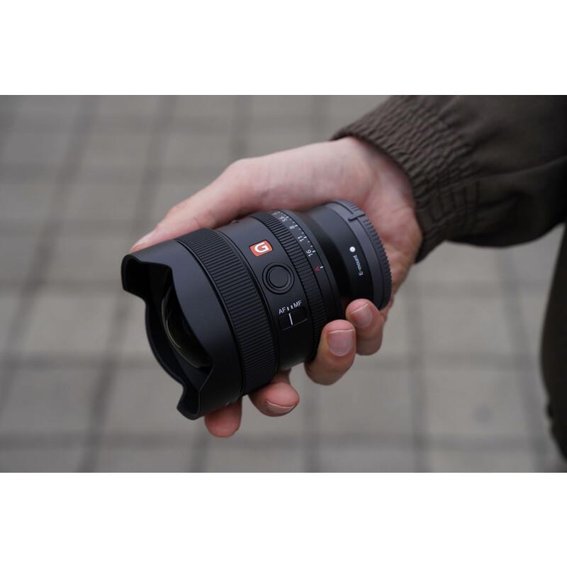 Sony SEL 14/1.8GM