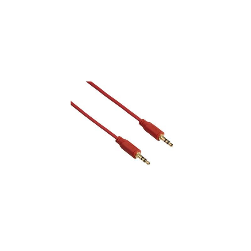 Hama 135783 3,5mm Audio-Klinken-Kabel