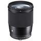 Sigma 16/1,4 DC DN Sony schwarz + UV Filter
