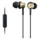Sony MDR-EX650APT In Ear Gold