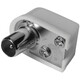 Hama 42847 Antennen-Stecker Koax-Winkel, schraubbar, 75 Ohm