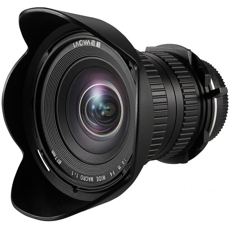 LAOWA 15/4,0 Makro 1:1 Shift Sony