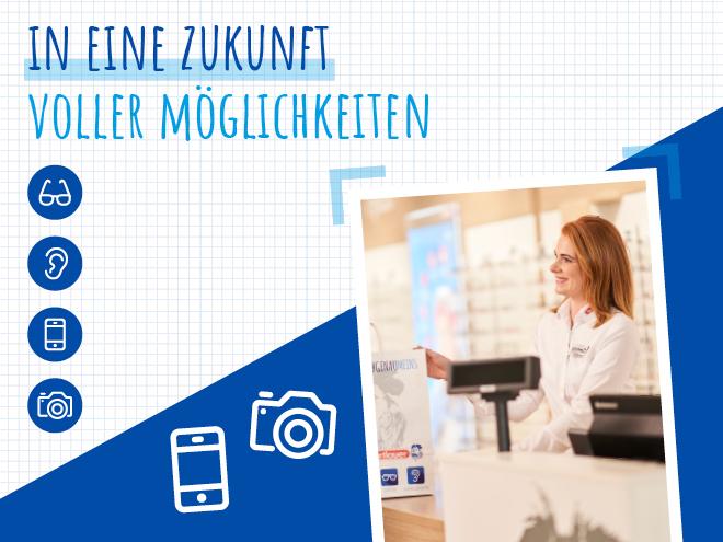 Foto und Handy Fachverkäufer/in Ausbildung