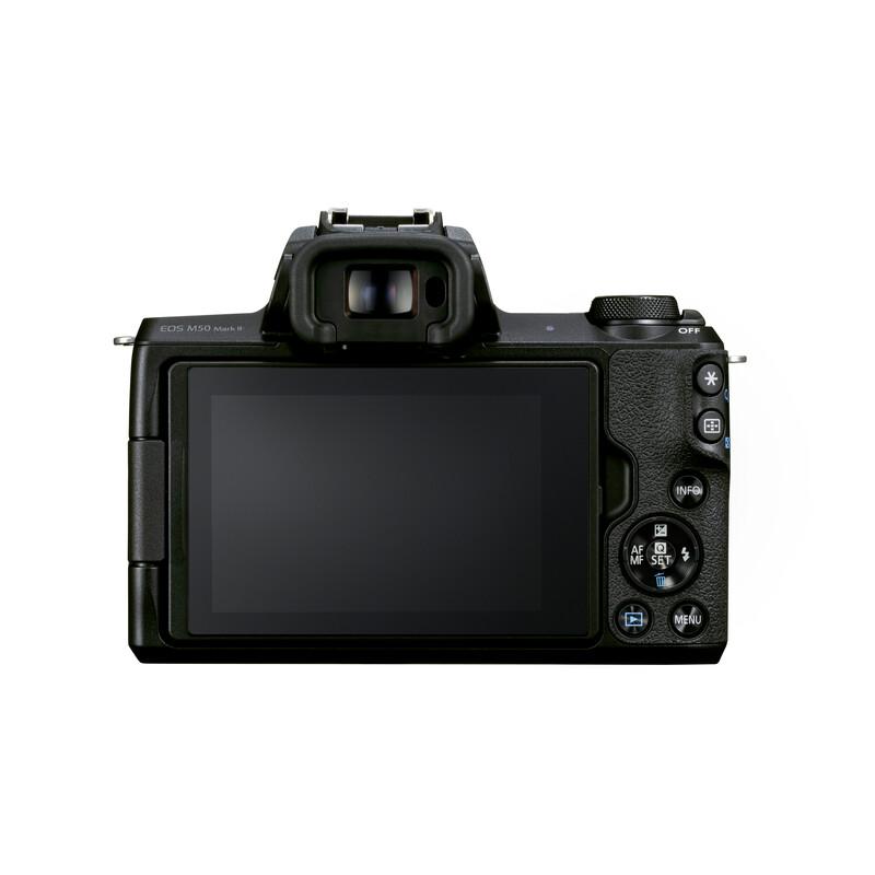 Canon EOS M50 Mark II Premium Livestream Kit