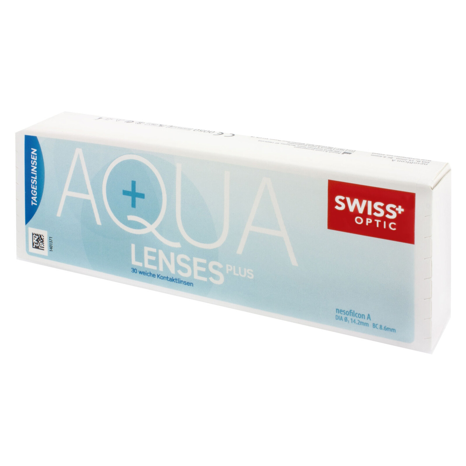 AQUA LENS+ 1DS -7,50