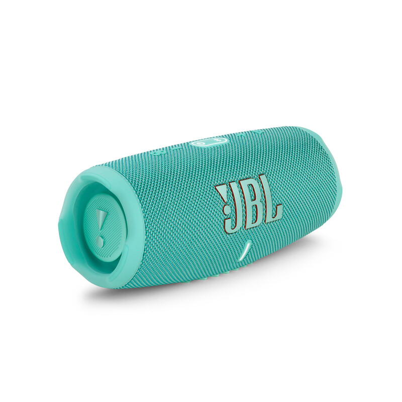 JBL Charge 5 Bluetooth-Lautsprecher türkis