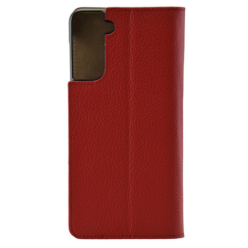 Galeli Book MARC Samsung Galaxy S21+ swiss red