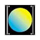 Cokin A174 POL-Vario Blau/Lime