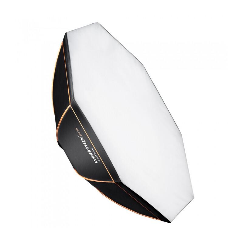 walimex pro Octagon Softbox OL Ø90  & K