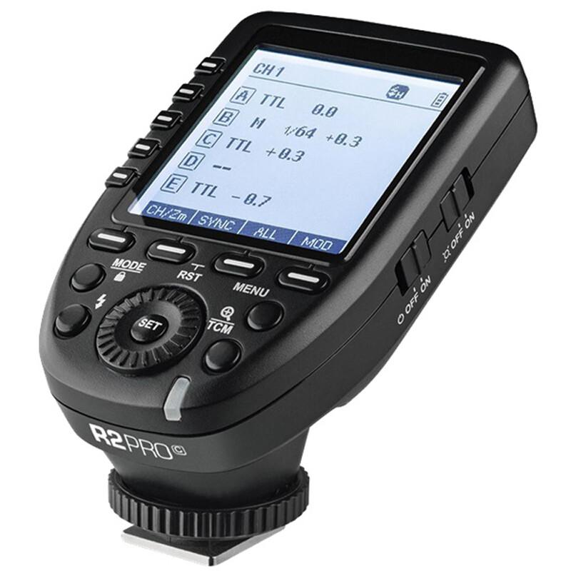 GODOX XPRO-O TTL Wireless Flash Trigger Olympus