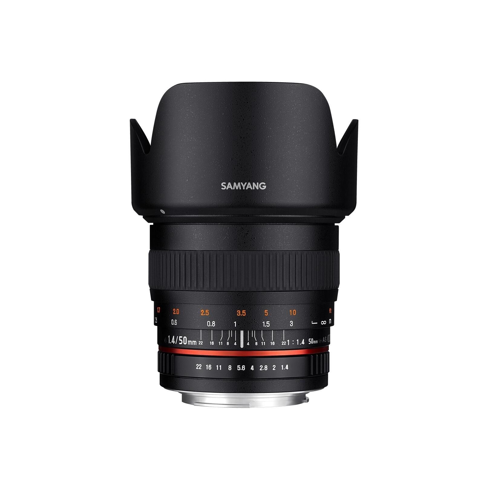 Samyang MF 50/1,4 Canon M