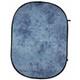 walimex Falthintergrund blau batik, 146x200cm