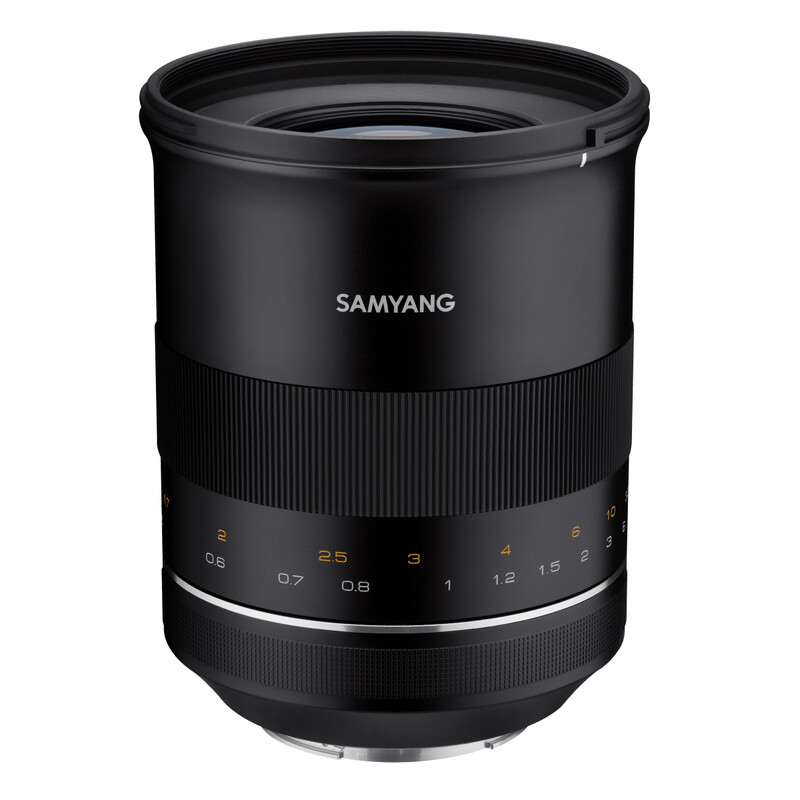 Samyang XP 50/1,2 Canon EF Premium MF Objektiv