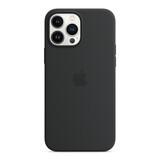 Apple iPhone 13 Pro Max Silikon Case mit MagSafe