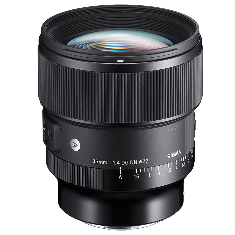 Sigma 85/1,4 DG DN Sony E