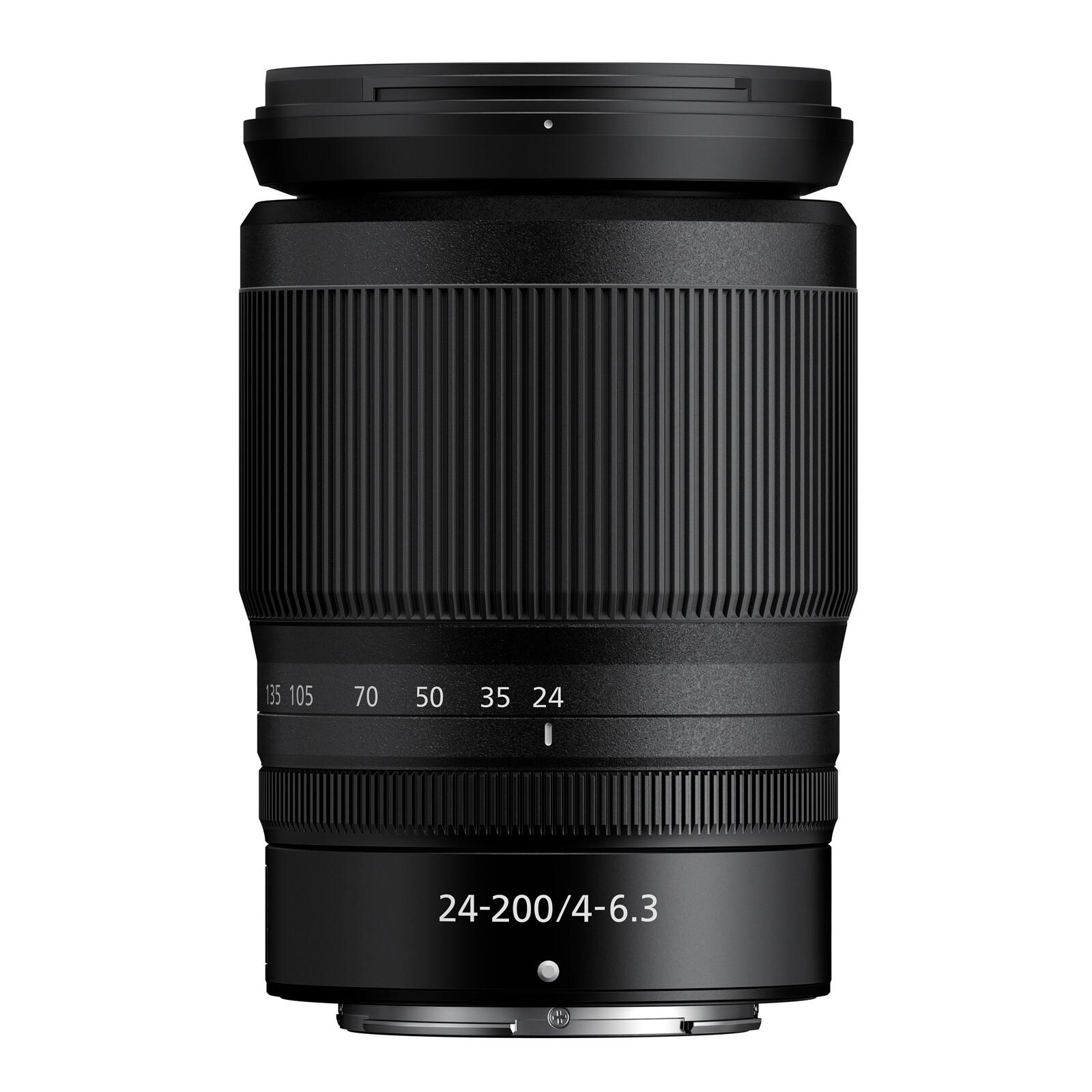 Nikkor Z 24-200/4,0-6,3 VR