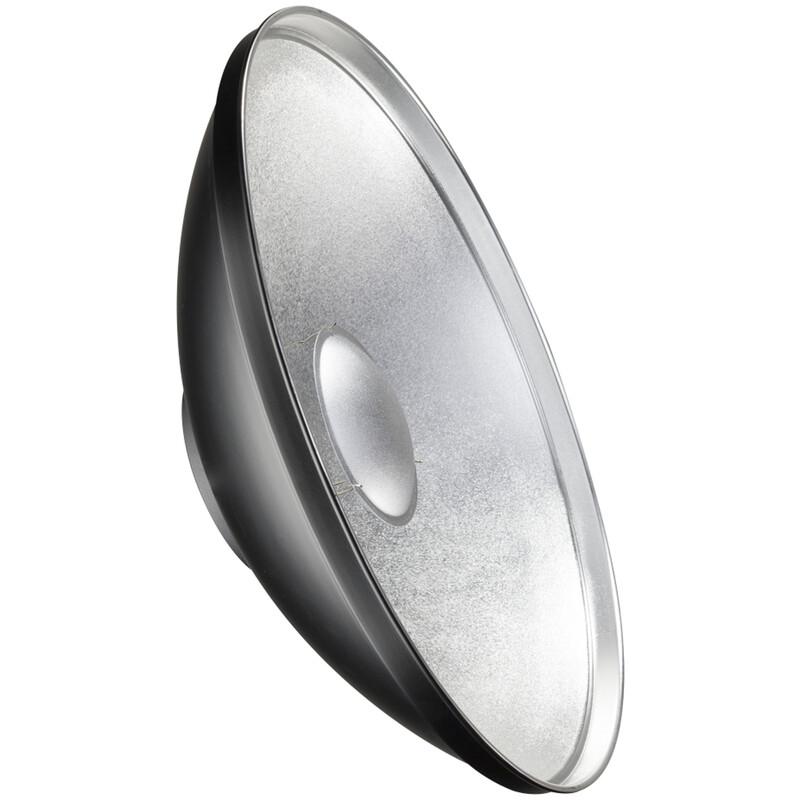 walimex Univ. Beauty Dish 56cm Visatec