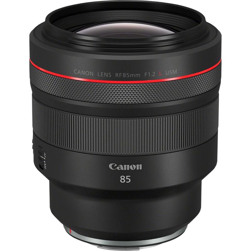Canon RF 85/1,2 L USM