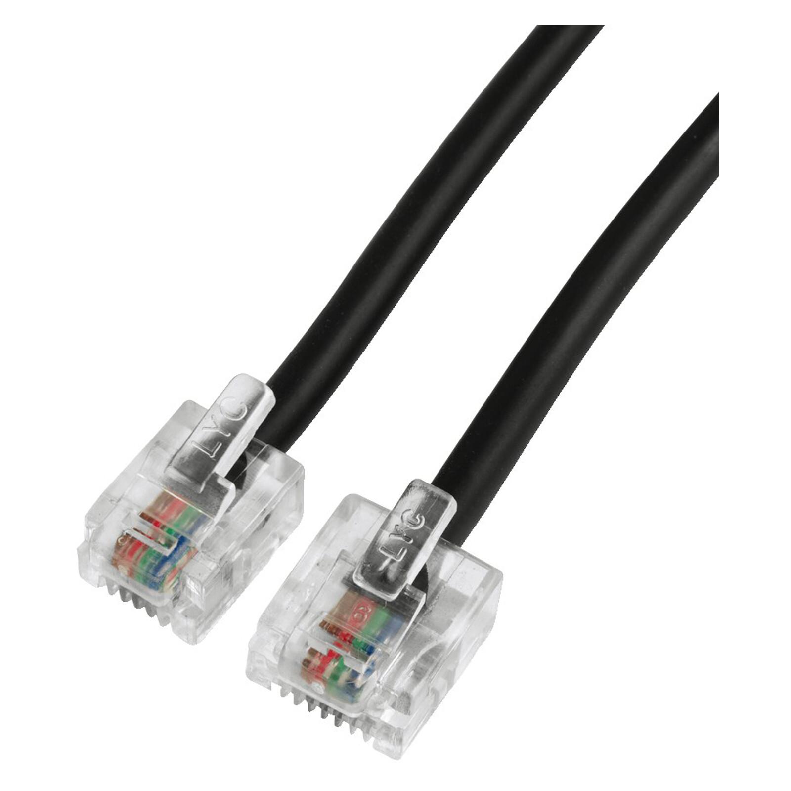 Hama 44500 Modular-Stecker 8p4c