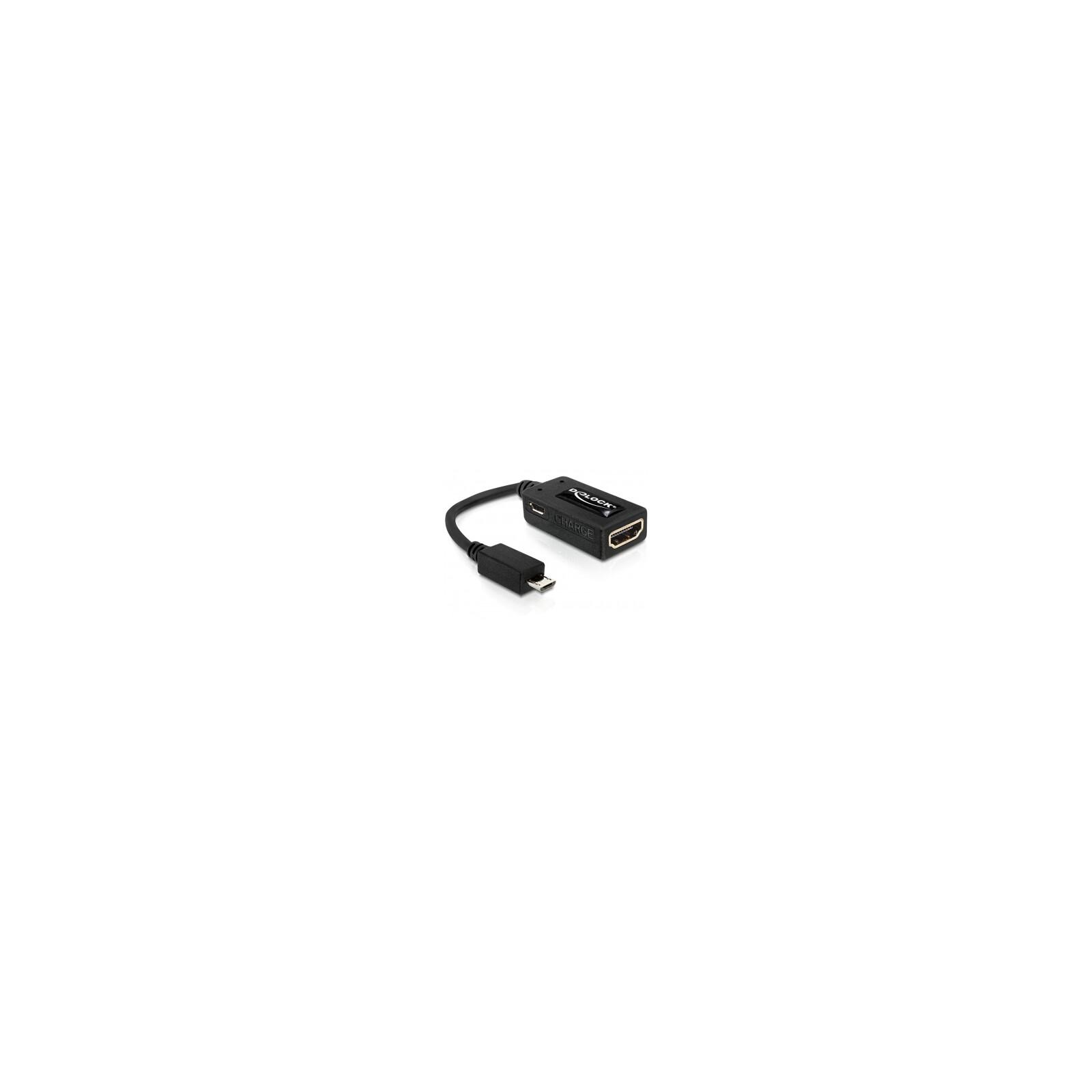 Delock HDMI auf MicroUSB MHL