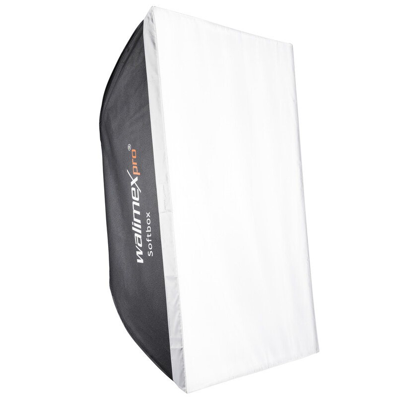walimex pro Softbox 80x120cm für Electra small