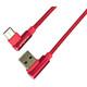 Emporia Datenkabel USB-A auf USB-c rot