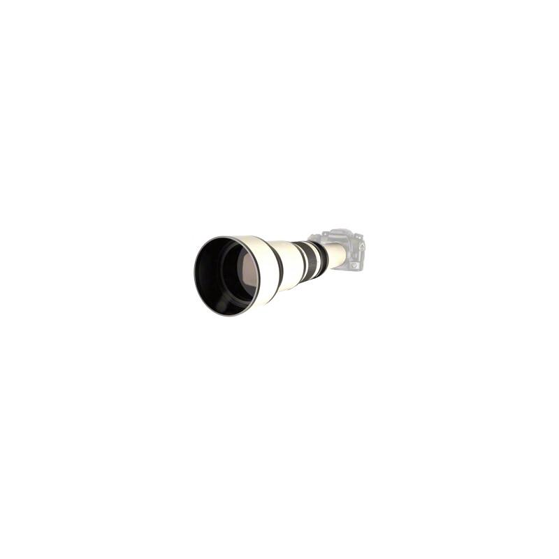 walimex pro 650-1300/8-16 DSLR Pentax K Weiß + UV Filter