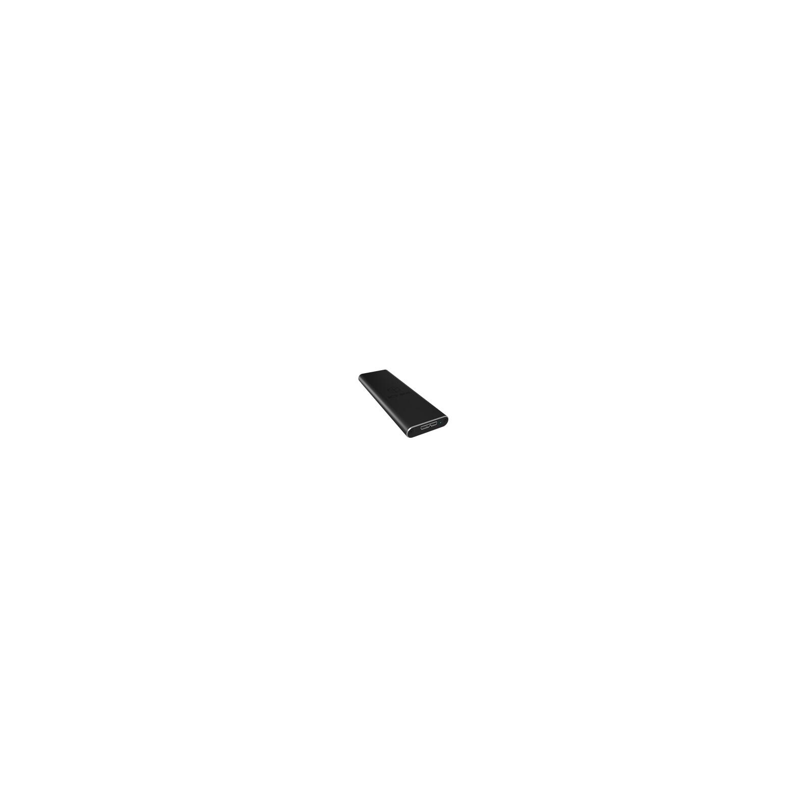 ICY BOX IB-183M2 Externes USB 3.0 Gehäuse schwarz