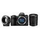 Nikon Z 7II + Z 24-70/4,0 S + FTZ Adapter