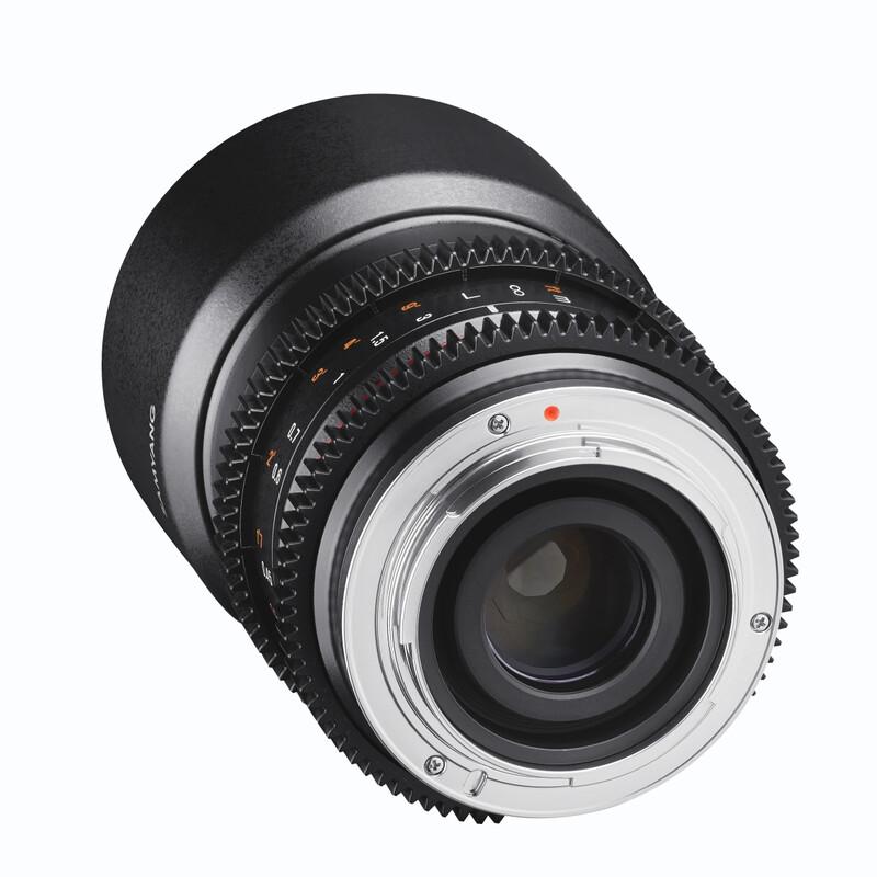 Samyang MF 35/1,3 Video Fuji X