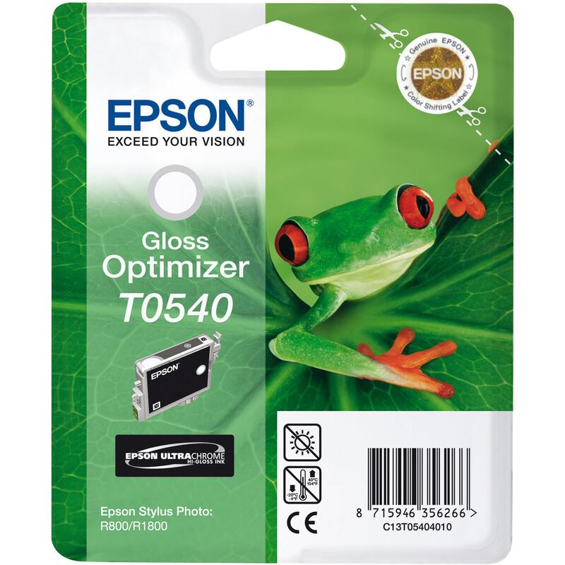 Epson T0540 Tinte Gloss Optimizer 13ml