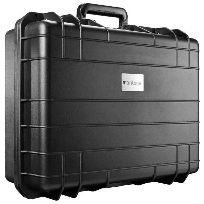 Mantona Outdoor Schutz-Koffer L