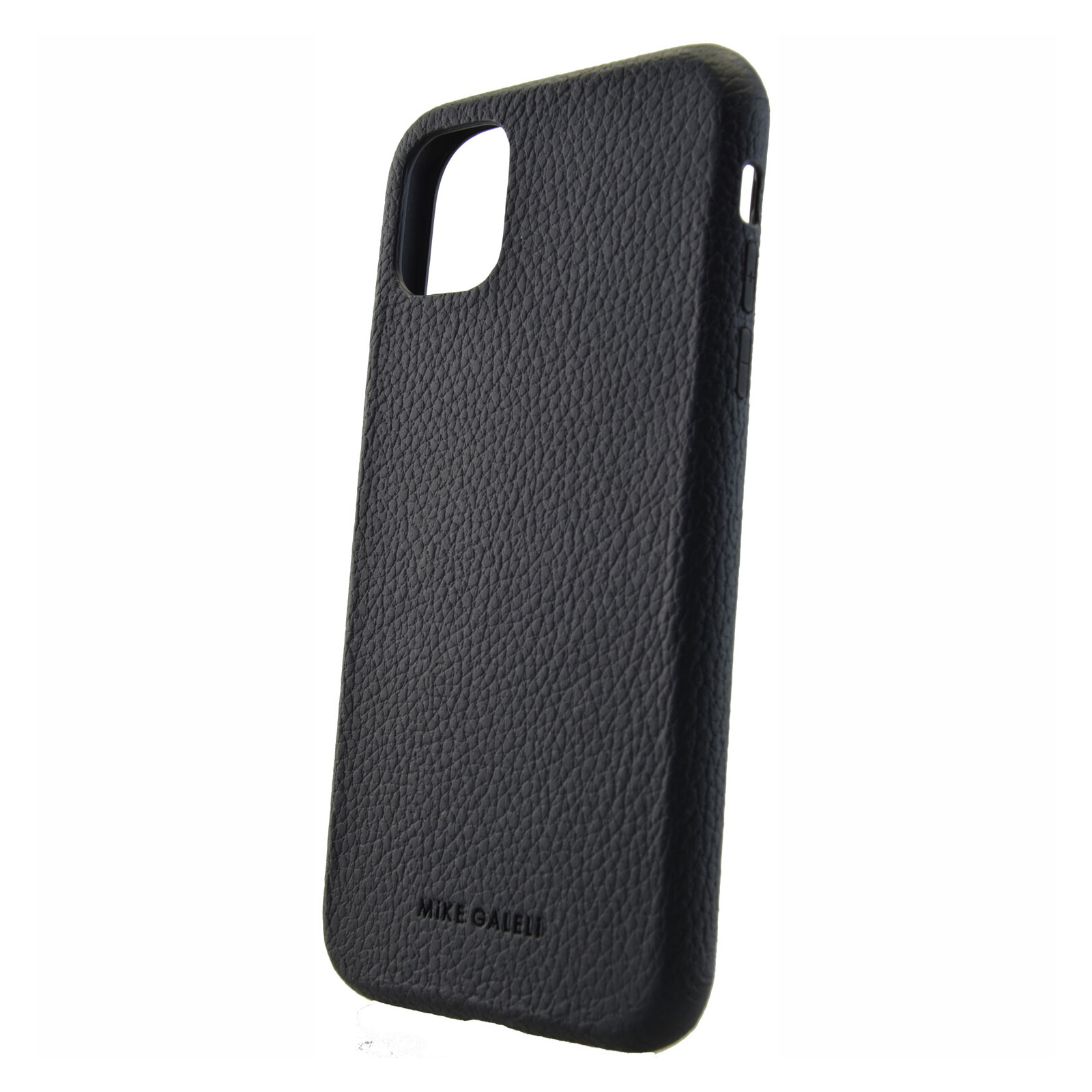 Galeli Backcover FINN Apple iPhone 12 schwarz