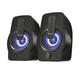 Trust Gemi RGB 2.0 Speaker Set schwarz