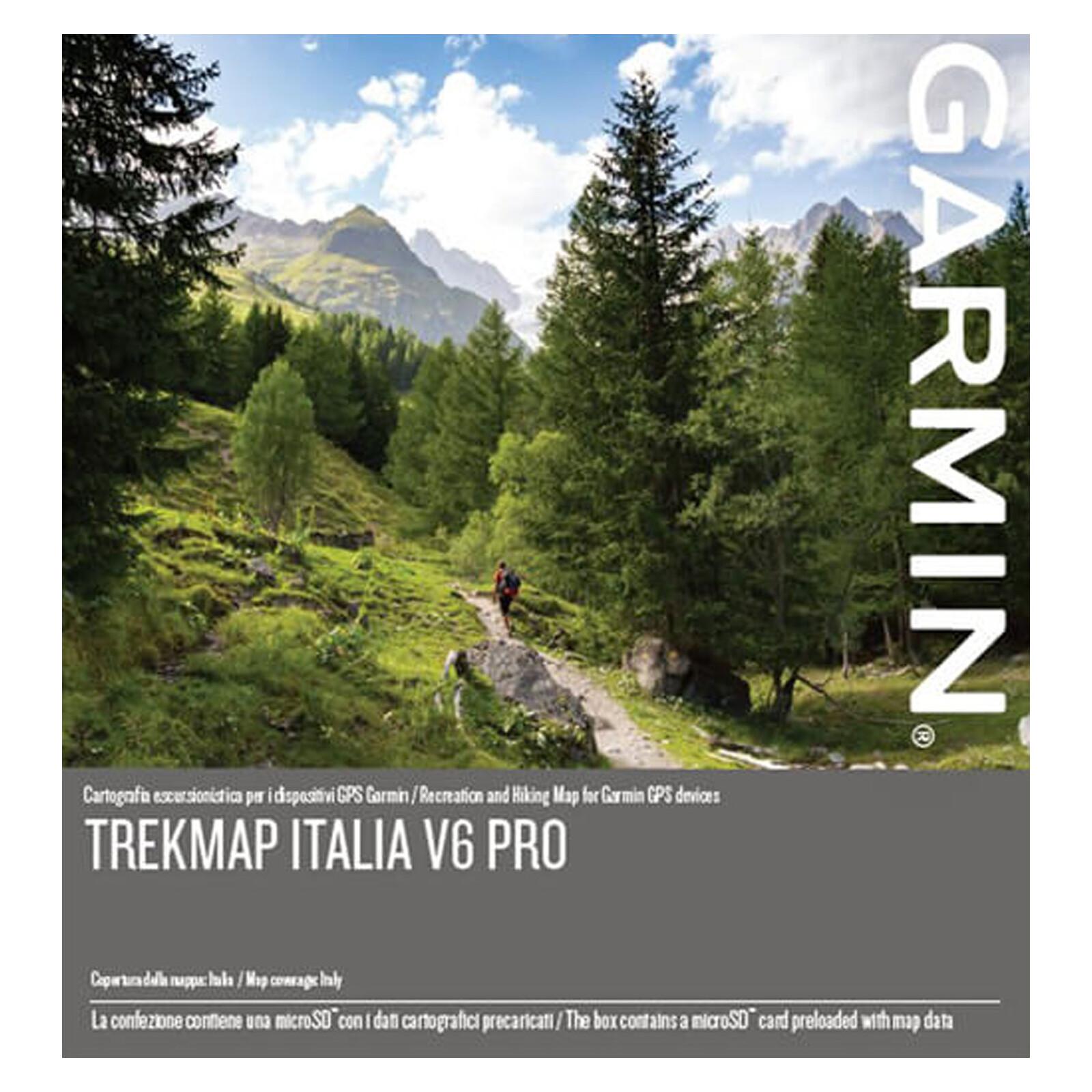 Garmin TrekMap Italy v6 PRO mSD/SD