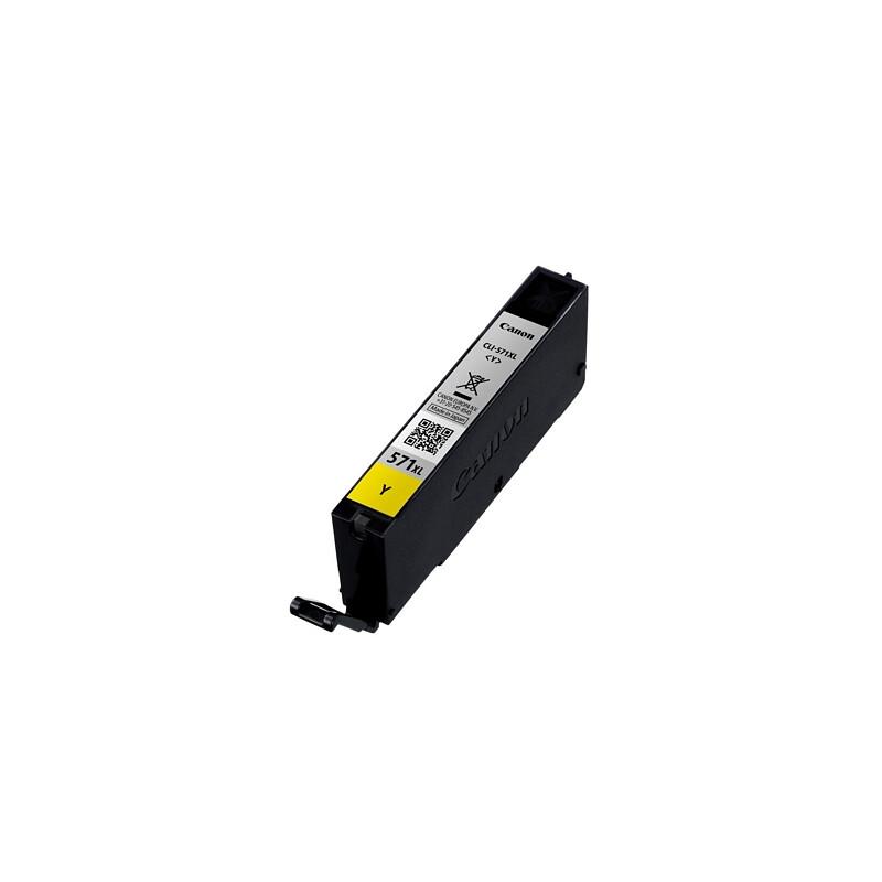 Canon CLI-571XLY Tinte Yellow 11ml