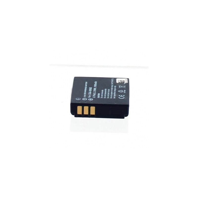 AGI 23412 Akku Panasonic LUMIX DMC-FX100