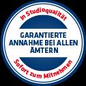 Passfoto Gütesiegel - Garantierte Annahme bei allen Ämtern