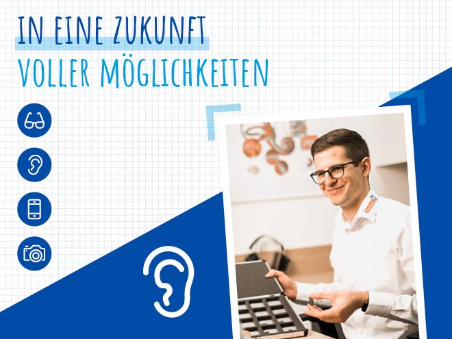 Hörgeräteakustiker/in Ausbildung