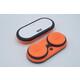 Zeppy MKII Bluetooth Lautsprecher orange