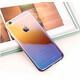 Axxtra Snap On Case Chamäleon Apple iPhone 7/8 blau schwarz
