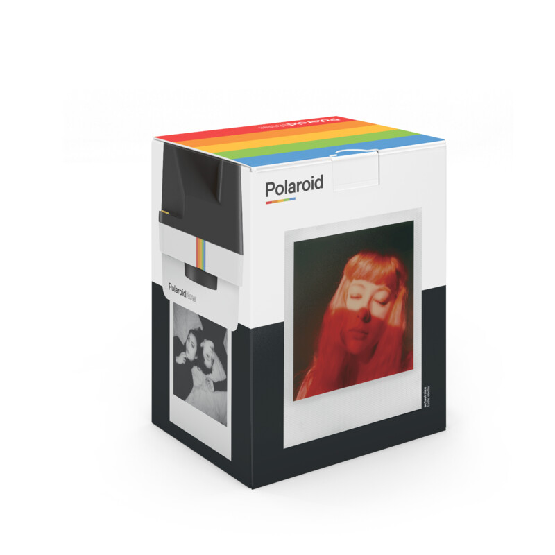 Polaroid Now Schwarz/Weiß