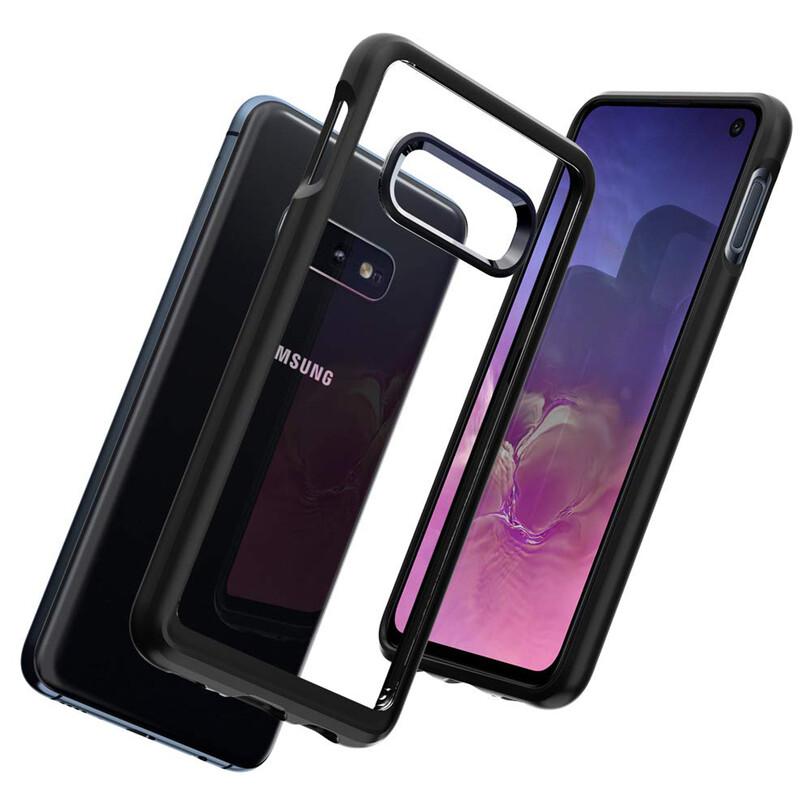 Felixx Back Hybrid Samsung Galaxy S10 E schwarz